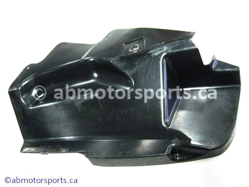 Used Arctic Cat ATV 500 AUTO FIS OEM part # 1406-354 right splash guard for sale