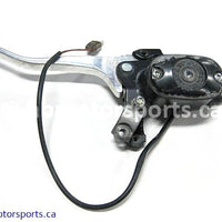 Used Arctic Cat ATV 500 AUTO FIS OEM part # 0502-703 master cylinder
