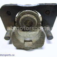 Used Arctic Cat ATV 500 AUTO FIS OEM part # 0502-602 front right brake caliper for sale