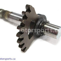 Used Arctic Cat ATV 500 AUTO FIS OEM part # 3402-747 shift shaft gear for sale