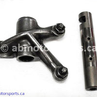 Used Arctic Cat ATV 500 AUTO FIS OEM part # 3402-805 rocker arm intake valve for sale