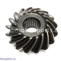 Used Arctic Cat ATV 500 AUTO FIS OEM part # 3402-739 secondary driven gear for sale