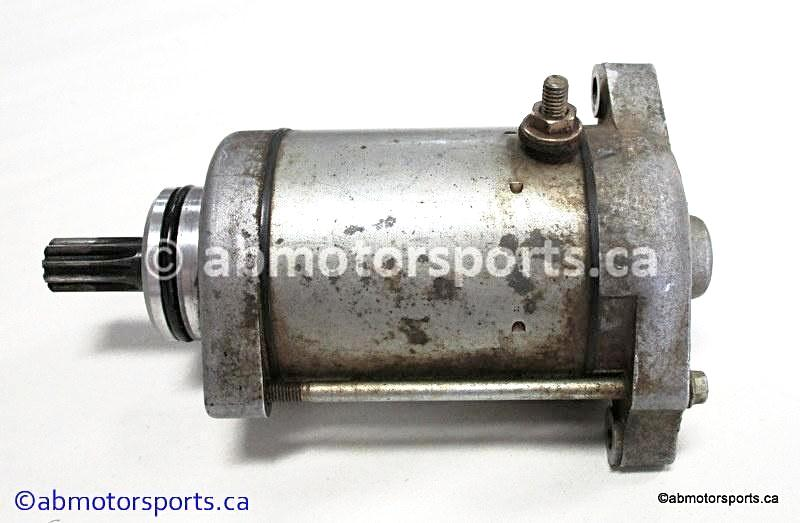 Used Arctic Cat ATV 500 AUTO FIS OEM part # 3545-015 electric starter for sale