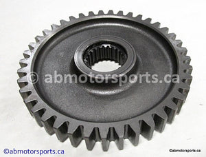 Used Arctic Cat ATV 500 AUTO FIS OEM part # 3402-534 driven gear for sale