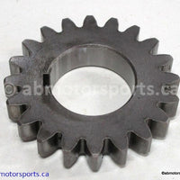 Used Arctic Cat ATV 500 AUTO FIS OEM part # 3402-390 oil and water pump driven gear for sale