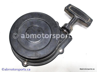 Used Arctic Cat ATV 500 AUTO FIS OEM part # 3445-003 starter recoil for sale