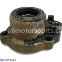 Used Arctic Cat ATV 500 AUTO FIS OEM part # 0502-528 pinion housing for sale