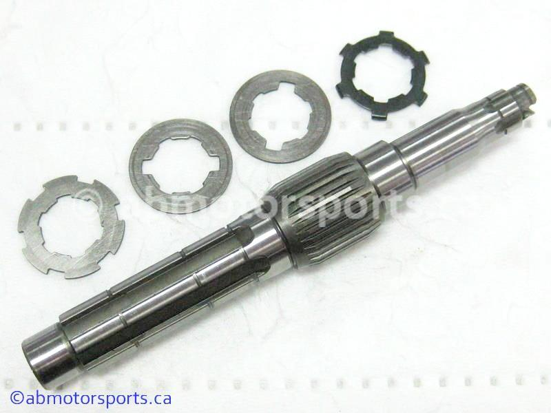 Used Arctic Cat ATV 500 AUTO FIS OEM part # 3402-820 countershaft for sale