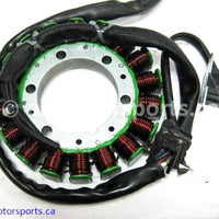 Used Arctic Cat ATV 500 AUTO FIS OEM part # 3430-058 stator for sale