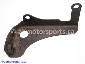 Used Arctic Cat ATV 500 AUTO FIS OEM part # 0502-347 actuator bracket for sale