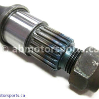 Used Arctic Cat ATV 500 AUTO FIS OEM part # 3402-740 front driven secondary shaft for sale