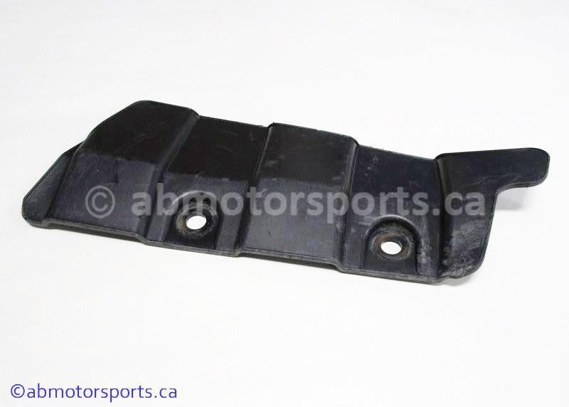 Used Arctic Cat ATV 650 H1 OEM part # 1406-069 rear left a arm guard for sale