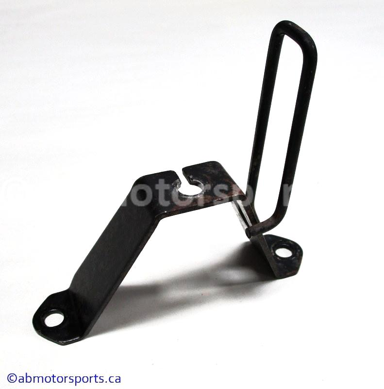 Used Arctic Cat ATV 650 H1 OEM part # 0502-500 cable bracket for sale