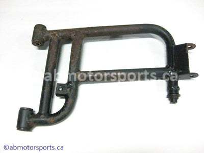 Used Arctic Cat ATV 650 H1 OEM part # 0504-320 rear lower right a arm for sale