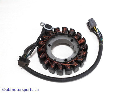Used Arctic Cat ATV 650 H1 OEM part # 0802-037 stator for sale