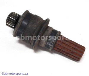Used Arctic Cat ATV 650 H1 OEM part # 1402-045 output shaft for sale