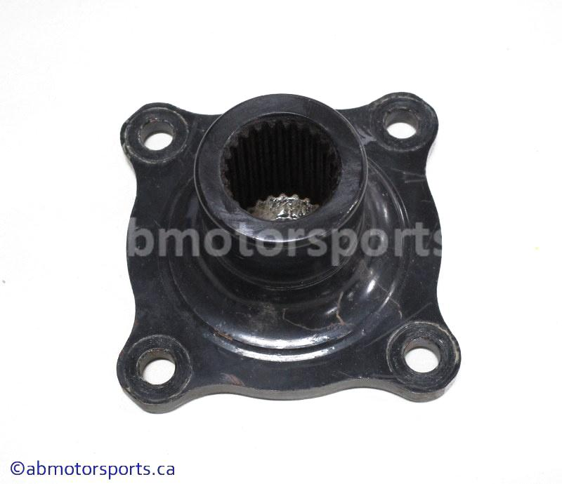 Used Arctic Cat ATV 650 H1 OEM part # 0402-950 output flange for sale