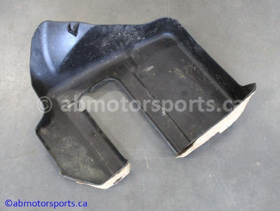 Used Arctic Cat ATV 650 H1 OEM part # 0570-081 fuel tank shield for sale