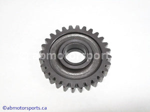 Used Arctic Cat ATV 650 H1 OEM part # 0822-011 reverse idle gear for sale