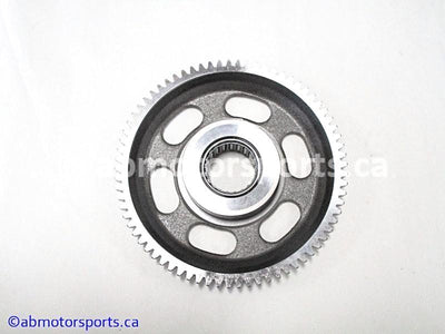 Used Arctic Cat ATV 650 H1 OEM part # 0815-004 starter clutch gear for sale