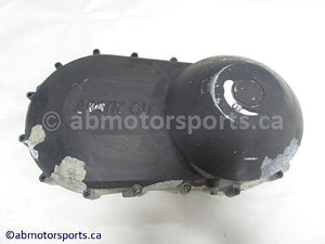 Used Arctic Cat ATV 650 H1 OEM part # 0806-014 belt cover for sale
