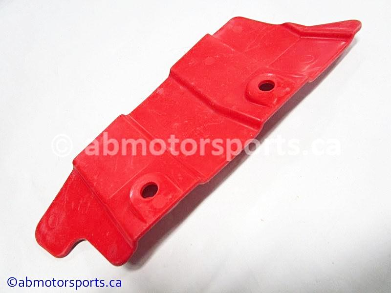 Used Arctic Cat ATV 500 AUTO FIS OEM part # 1406-069 rear left boot guard for sale