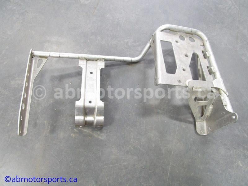 Used Arctic Cat ATV MUD PRO 1000 OEM part # 2506-776 right footrest for sale