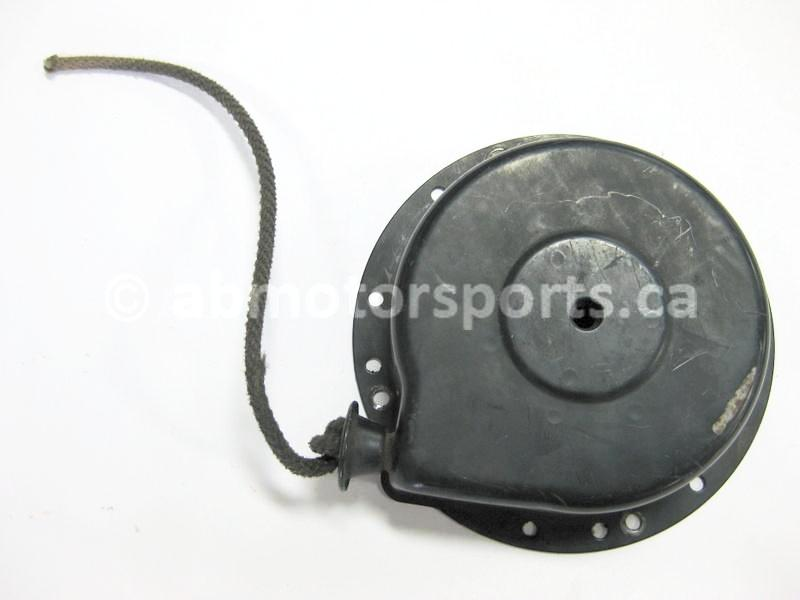Used Arctic Cat Snow 580 EXT OEM part # 3004-287 starter for sale