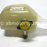 Used Arctic Cat Snow POWDER SPECIAL 580 EFI OEM part # 0670-494 coolant tank for sale