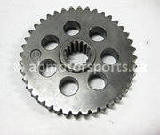 Used Arctic Cat Snow POWDER SPECIAL 580 EFI OEM part # 0602-453 sprocket 40t for sale