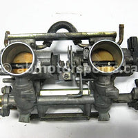 Used Arctic Cat Snow POWDER SPECIAL 580 EFI OEM part # 3005-069 throttle body for sale