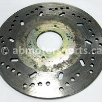 Used Arctic Cat Snow POWDER SPECIAL 580 EFI OEM part # 0602-588 brake disc for sale