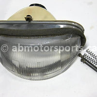 Used Arctic Cat Snow POWDER SPECIAL 580 EFI OEM part # 0609-245 head light for sale