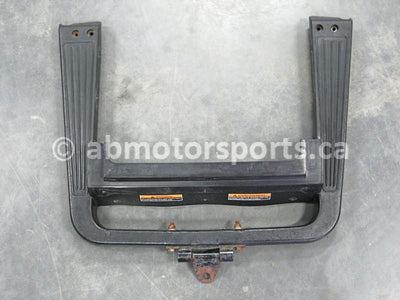 Used Arctic Cat Snow POWDER SPECIAL 580 EFI OEM part # 0616-731 rear bumper for sale
