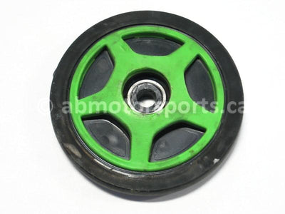 Used Arctic Cat Snow POWDER SPECIAL 580 EFI OEM part # 0604-980 spoked idler wheel for sale