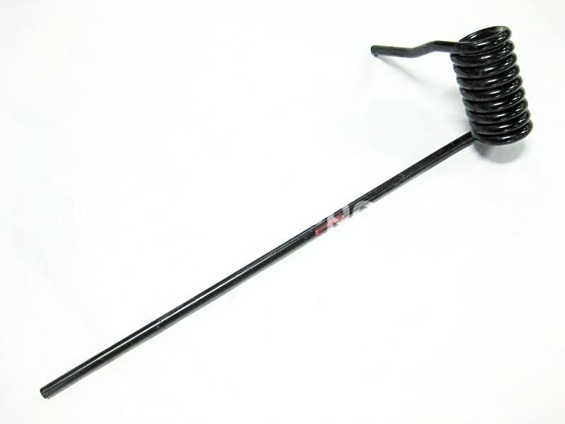 Used Arctic Cat Snow POWDER SPECIAL 580 EFI OEM part # 0604-655 left suspension spring for sale