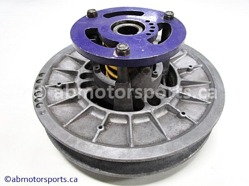 Used Arctic Cat Snow POWDER SPECIAL 580 EFI OEM part # 0726-033 secondary clutch for sale