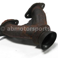 Used Arctic Cat Snow 580 EXT OEM part # 0712-132 exhaust manifold for sale