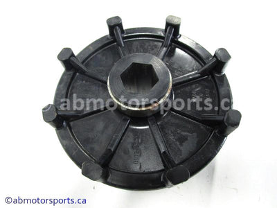 Used Arctic Cat Snow COUGAR 500 OEM part # 0102-297 driver sprocket for sale