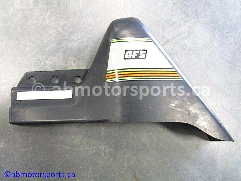 Used Arctic Cat Snow COUGAR 500 OEM part # 0706-046 rear right fender for sale