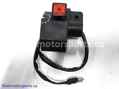 Used Arctic Cat Snow COUGAR 500 OEM part # 0609-014 stop switch for sale