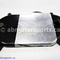 Used Arctic Cat Snow COUGAR 500 OEM part # 0107-747 chain case cover for sale