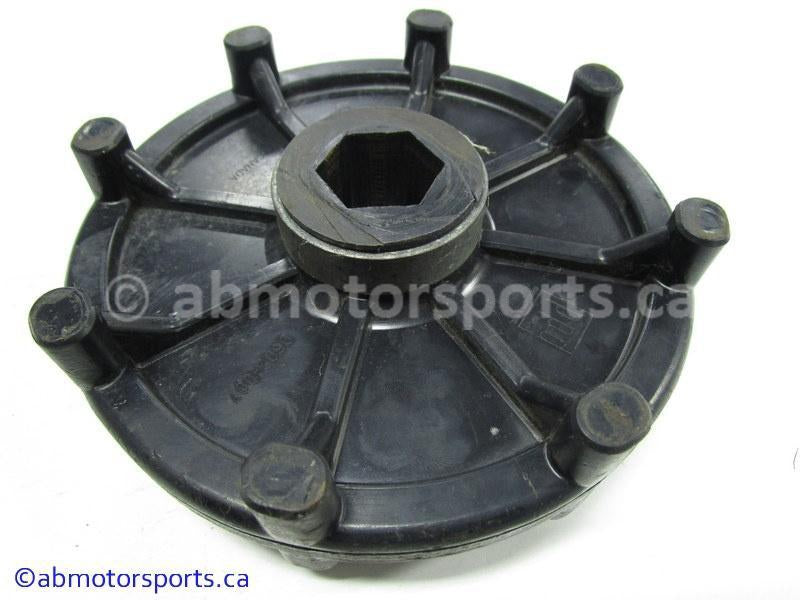 Used Arctic Cat Snow COUGAR 500 OEM part # 0602-007 outer driver sprocket for sale