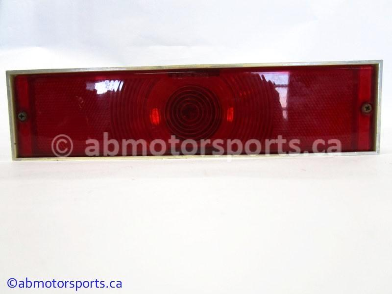 Used Arctic Cat Snow COUGAR 500 OEM part # 0709-006 tail light for sale