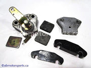 Used Arctic Cat Snow COUGAR 500 OEM part # 0115-584 and 0115-588 brake caliper for sale