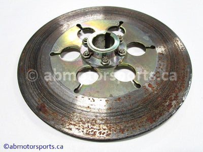 Used Arctic Cat Snow COUGAR 500 OEM part # 0109-867 brake disc for sale