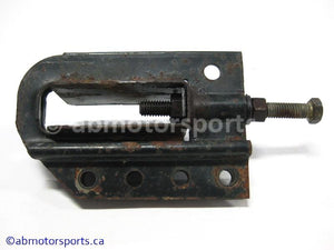 Used Arctic Cat Snow COUGAR 500 OEM part # 0114-120 rear right axle housing for sale