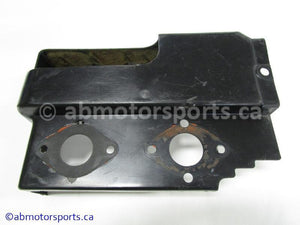 Used Arctic Cat Snow COUGAR 500 OEM part # 3003-293 back cylinder cowling for sale