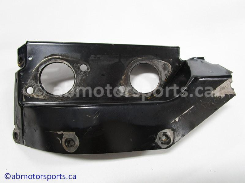 Used Arctic Cat Snow COUGAR 500 OEM part # 3003-410 front cowling cylinder for sale