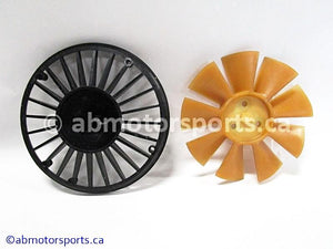 Used Arctic Cat Snow COUGAR 500 OEM part # 3003-008 and 3002-153 fan for sale